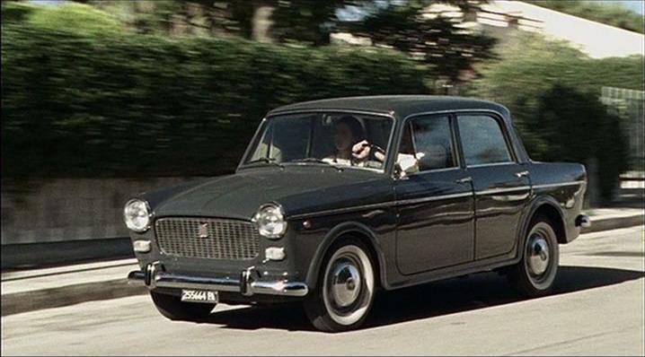 """Used Fiat Columbus >> IMCDb.org: 1963 Fiat 1100 D [103G] in """"Il capo dei capi, 2007"""""""