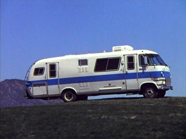 Travco Motorhome on Dodge M-Series chassis