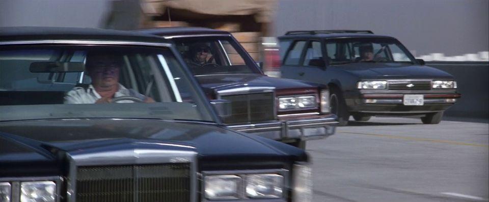 Chevrolet celebrity door