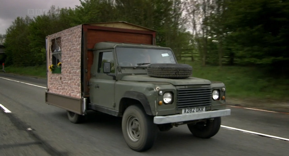 1984 Land-Rover 110 2.5 TD