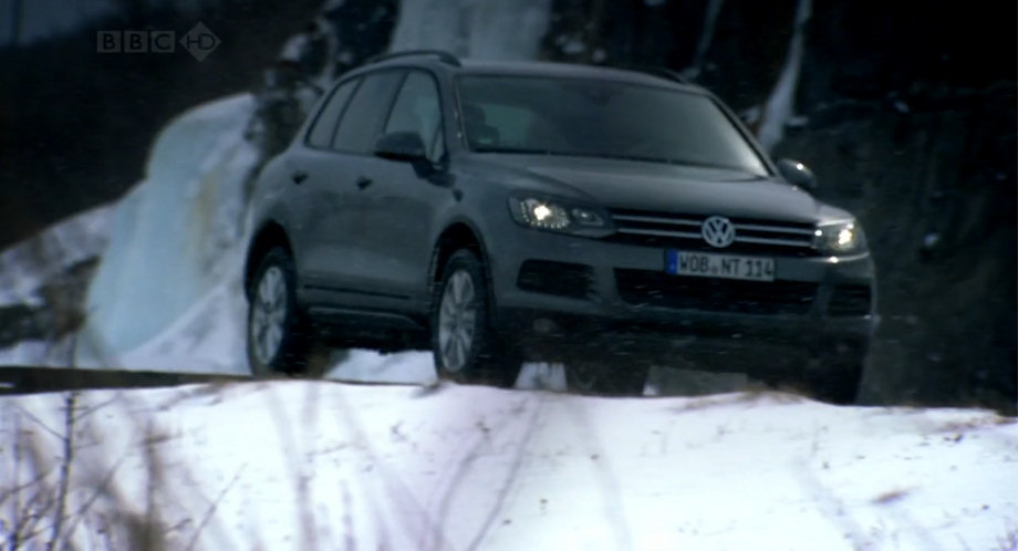 top gear volkswagen touareg