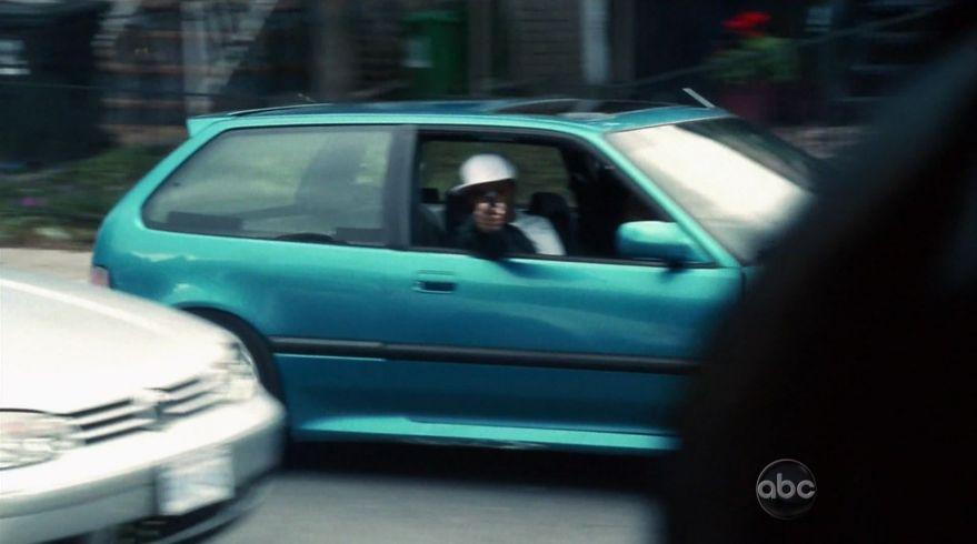 1990 Honda Civic Si