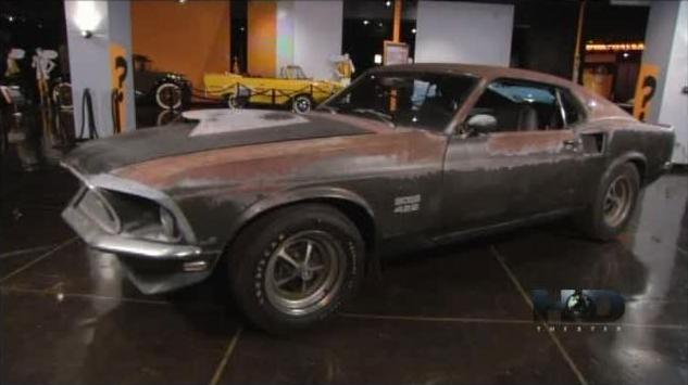 IMCDborg Ford Mustang Boss In Whats My Car Worth - What's my car worth show