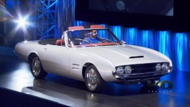 IMCDborg Ghia SS Convertible In Whats My Car Worth - What's my car worth show