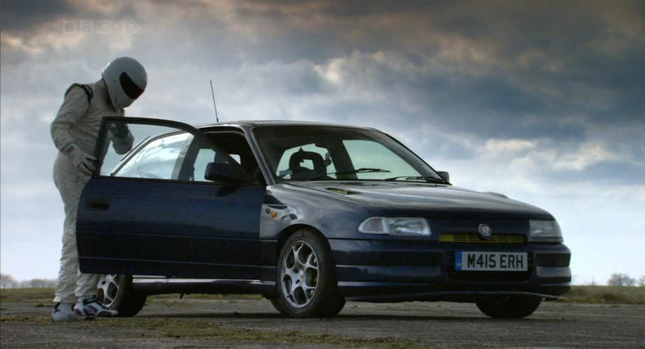 Mk3 Astra S In Tv And Films Vauxhall Astra Mk3 Owners Club