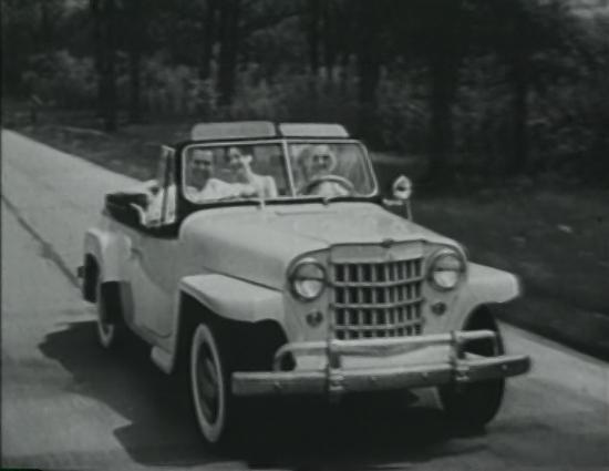 1950 Willys Jeepster [VJ]