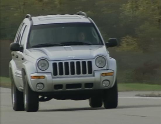Imcdborg 2002 Jeep Liberty Limited Edition Kj In The History