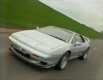 1996 Lotus Esprit V8 Turbo [Type 114]