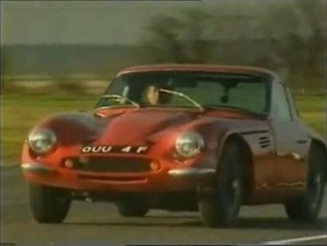 1967 tvr griffith in top gear 1978 2001. Black Bedroom Furniture Sets. Home Design Ideas