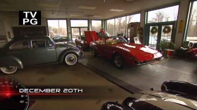 Chasing Classic Cars Ferrari Daytona