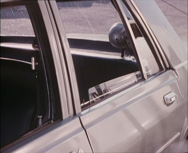 Dodge Diplomat in Alfred Hitchcock Presents, TV Series, 1985-1989 IMDB