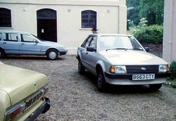 1985 Ford Escort 1.3 L MkIII