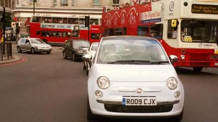 2009 Fiat 500 1.3 Multijet Lounge [312]