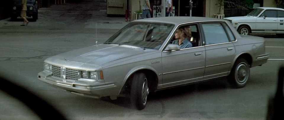 1982 Oldsmobile Cutlass Ciera