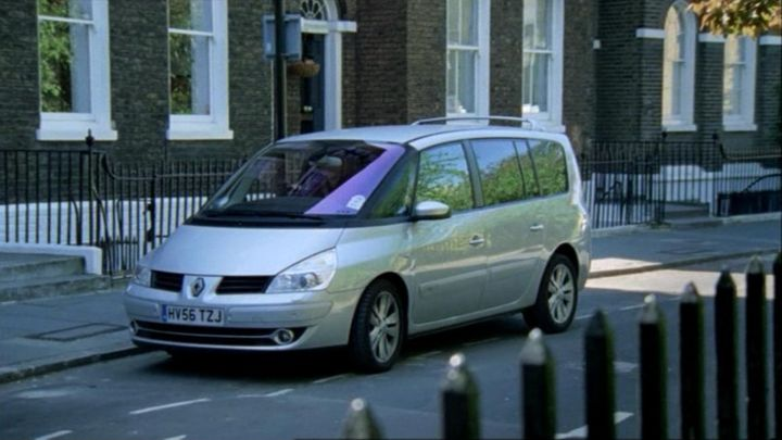 2006 renault grand espace 3 0 dci initale iv r81 in spooks 2002 2011. Black Bedroom Furniture Sets. Home Design Ideas