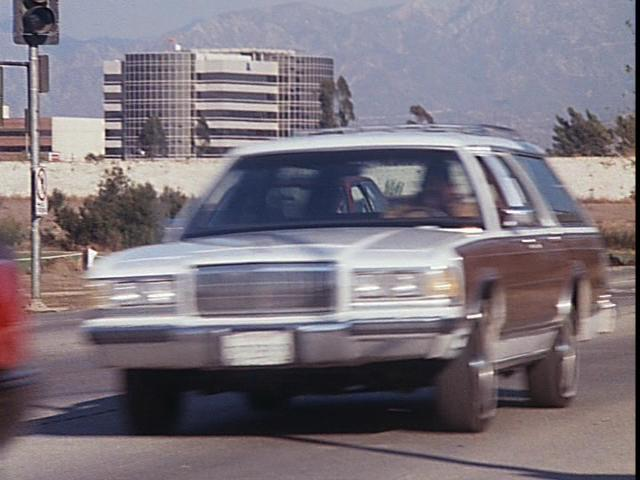 1988 Mercury Grand Marquis Colony Park
