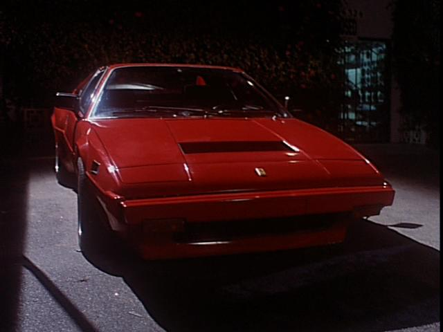 Pontiac Fiero as Ferrari
