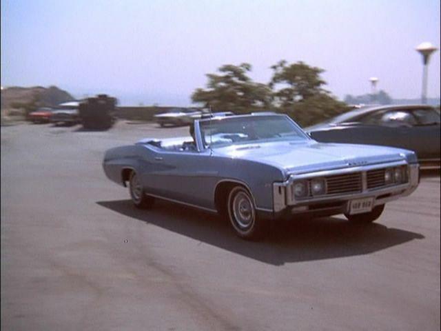 IMCDb.org: 1969 Buick LeSabre Custom Convertible [45467 ...
