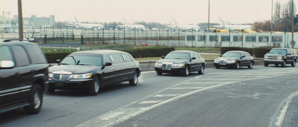 1998 Lincoln Town Car Stretched Limousine