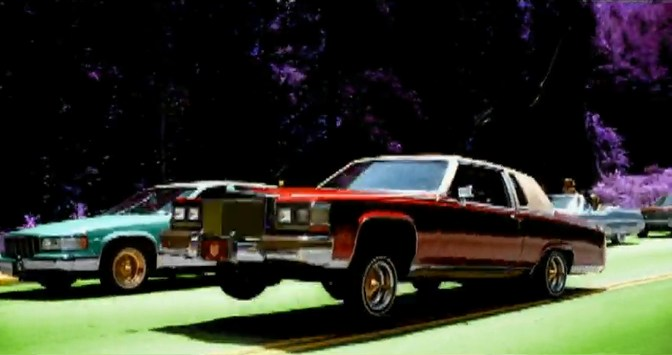 IMCDb.org: 1983 Cadillac Fleetwood Brougham Customized Lowrider in