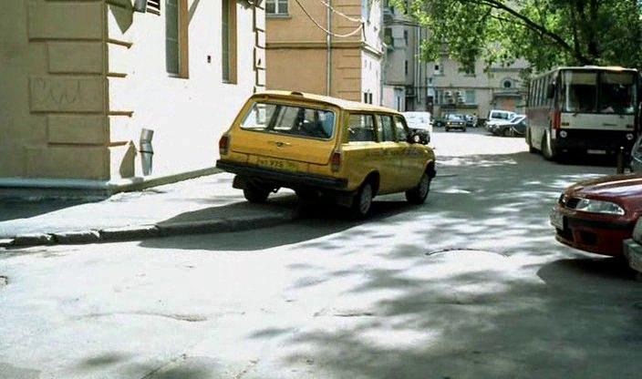 Chetyre taksista i sobaka movie