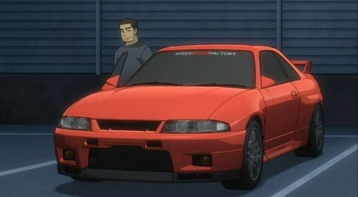 "IMCDb.org: 1993 Nissan Skyline GT-R [R33] in ""Wangan ..."