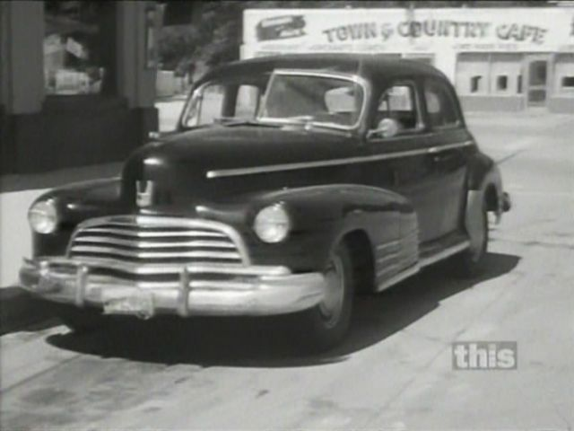 1946 Chevrolet Fleetline Sportmaster Sedan [2113]