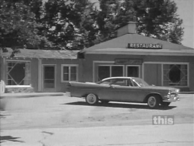 1958 Dodge Coronet Lancer Two-Door Hardtop [D-66]