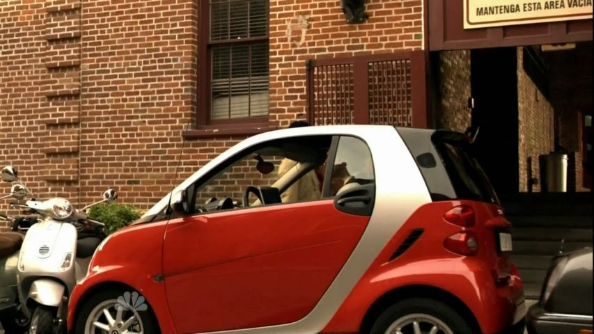 2007 smart Fortwo [451]