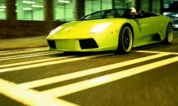 Lamborghini Murcielago Roadster In Young Jeezy I Luv
