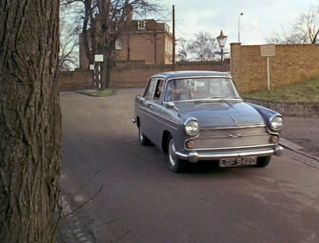 1966 Austin A60 Cambridge [ADO38A]