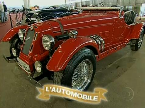 1931 L'Automobile Alfa Romeo 6C Replica