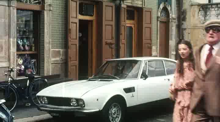 1970 Fiat Dino Coup� 2400 [135BC]