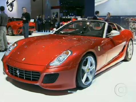 Imcdb 2011 Ferrari 599 Sa Aperta In Auto Esporte 2000 2018