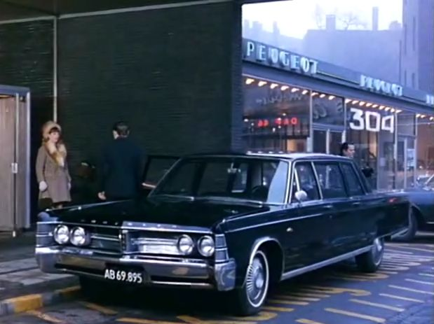 1967 Chrysler New Yorker Stretched Limousine