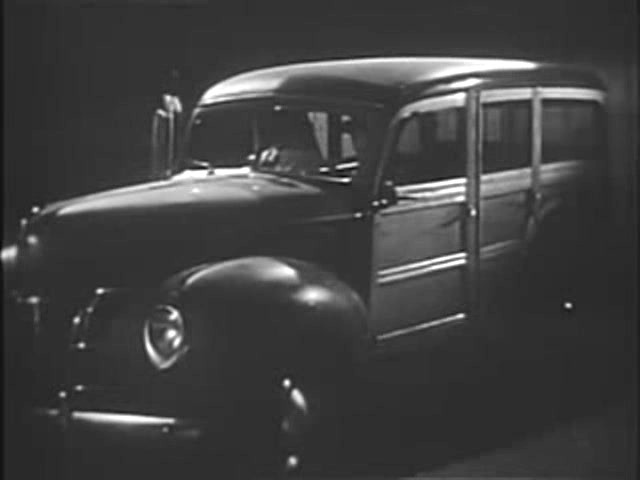 1940 Ford V8 De Luxe Station Wagon [01A]