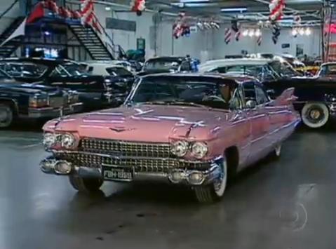 1959 Cadillac Series 62 Two Door Hardtop [6237]