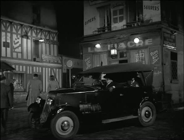 1931 Renault Primaquatre Torp�do Commercial [Type KZ6]