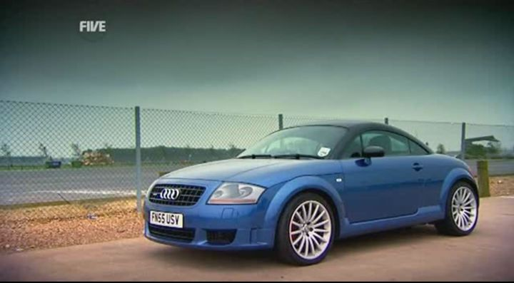 IMCDborg 2006 Audi TT quattro Sport Typ 8N in Fifth Gear