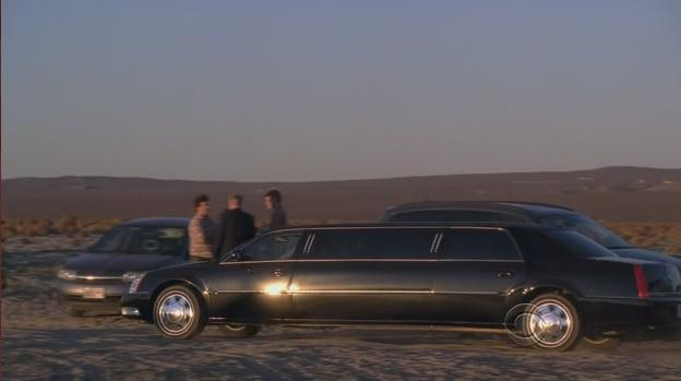 2006 Cadillac DTS Stretched Limousine