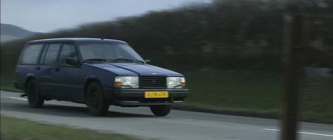 IMCDb.org: 1985 Volvo 740 Turbo [745] in