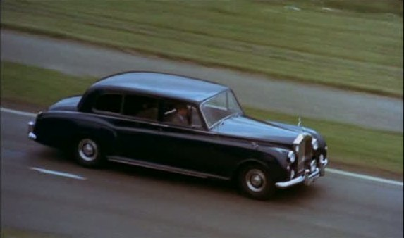 1961 Rolls-Royce Phantom V Limousine by Park Ward [5BV61]