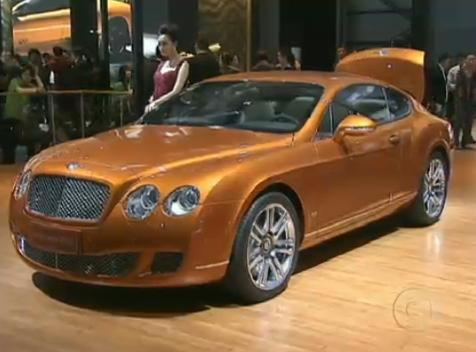 Imcdb 2010 Bentley Continental Gt Design Series China In Auto