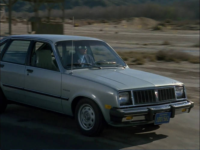 Imcdb Org 1981 Pontiac T 1000 In Quot The Fall Guy 1981 1986 Quot