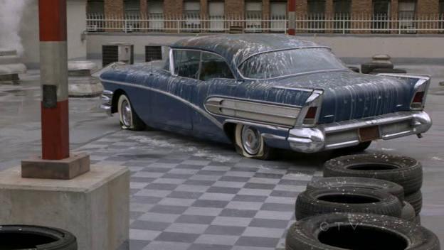 1958 buick special riviera four door sedan 43 for Door 43 sheffield