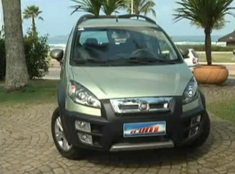 Imcdb 2011 Fiat Idea Adventure 351 In Vrum 2009 2014