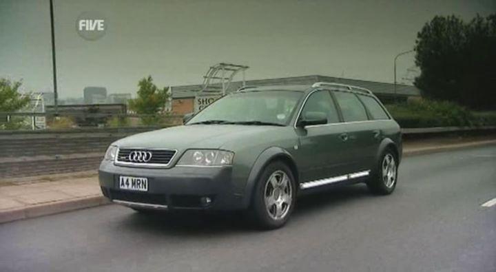 IMCDb.org: 2001 Audi allroad quattro 2.5 TDI C5 [Typ 4B] in