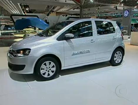 2011 Volkswagen Fox BlueMotion [Typ 5Z1]