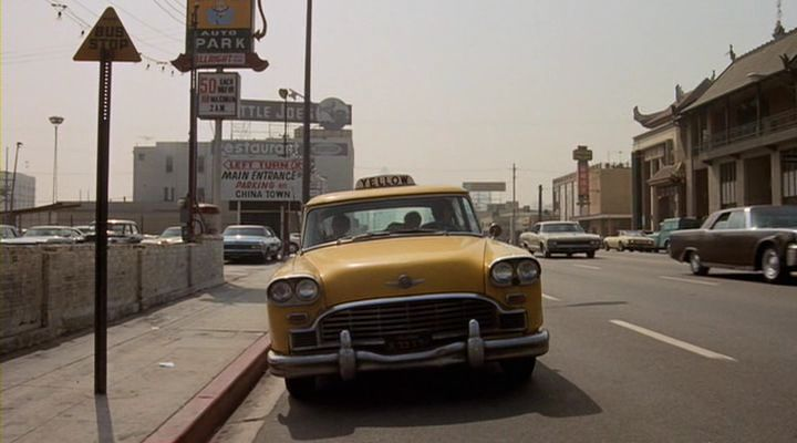 1962 Checker Marathon as Taxicab [A12]