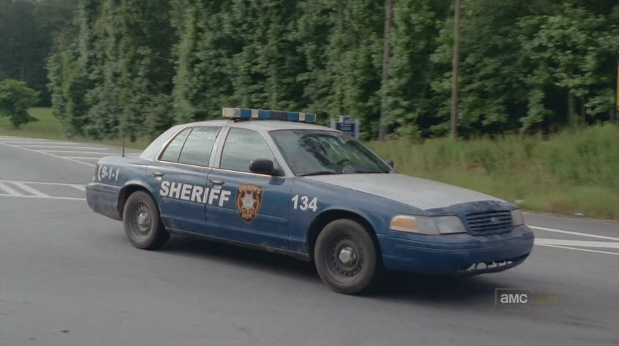 Ford Crown Victoria Police Interceptor P